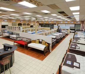 Nine Clouds Beds Showroom
