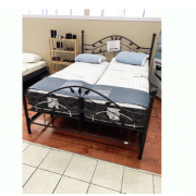 Can I buy a split queen adjustable bed over the phone?