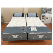Does anyone ever come in looking for a replacement king mattress and buy a split king adjustable bed?