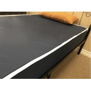 Do you have vinyl covered waterproof mattresses that come in a box?