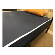 Group home mattresses covered in vinyl that can be shipped in a box!