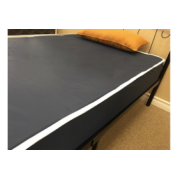 What's the most comfortable vinyl covered mattress on the market?