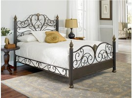 Elegance Bed & Rails