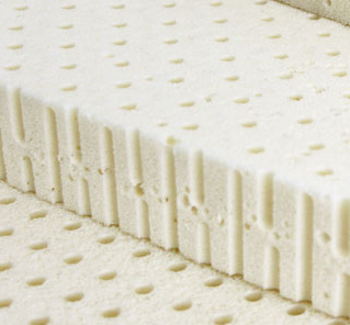 Latex mattress showroom in Mississauga Ontario