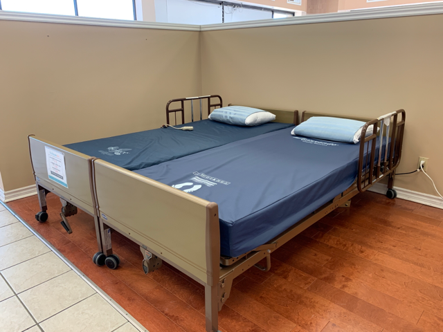Buy a hospital bed in Mississauga